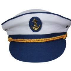 Captain/Sailor Hat (AC9123)